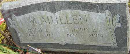 MCMULLEN, DORIS E - Franklin County, Ohio | DORIS E MCMULLEN - Ohio Gravestone Photos