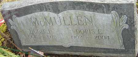 MCMULLEN, HUGH J - Franklin County, Ohio | HUGH J MCMULLEN - Ohio Gravestone Photos