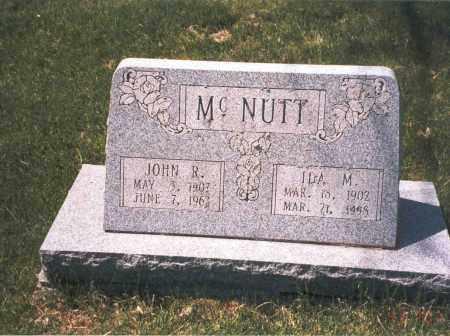 MCNUTT, IDA M. - Franklin County, Ohio   IDA M. MCNUTT - Ohio Gravestone Photos
