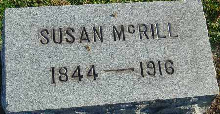 AULT MCRILL, SUSAN - Franklin County, Ohio | SUSAN AULT MCRILL - Ohio Gravestone Photos