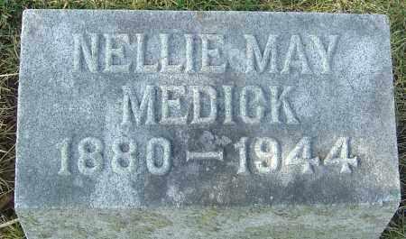 MEDICK, NELLIE MAY - Franklin County, Ohio | NELLIE MAY MEDICK - Ohio Gravestone Photos