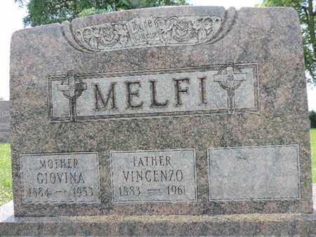 MELFI, VINCENZO - Franklin County, Ohio   VINCENZO MELFI - Ohio Gravestone Photos