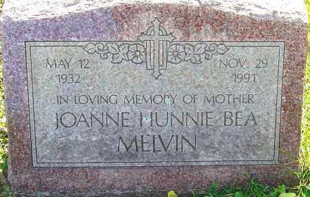 MELVIN, JOANNE - Franklin County, Ohio | JOANNE MELVIN - Ohio Gravestone Photos