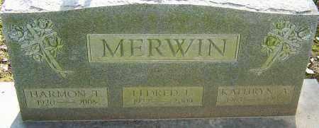 MERWIN, KATHRYN - Franklin County, Ohio | KATHRYN MERWIN - Ohio Gravestone Photos