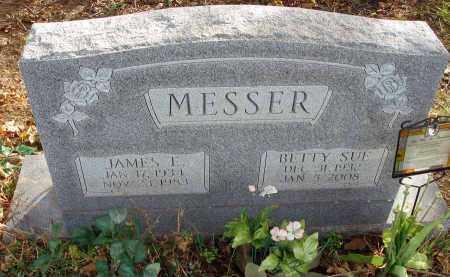 MESSER, BETTY SUE - Franklin County, Ohio | BETTY SUE MESSER - Ohio Gravestone Photos