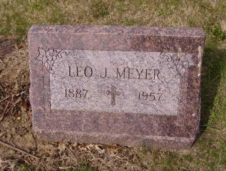 MEYER, LEO J. - Franklin County, Ohio | LEO J. MEYER - Ohio Gravestone Photos