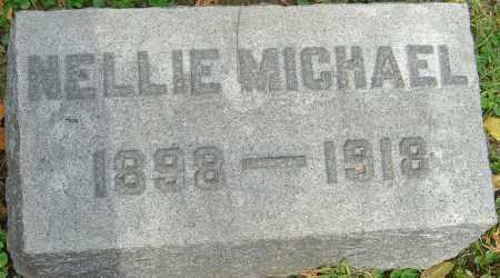 MICHAEL, NELLIE BELL - Franklin County, Ohio   NELLIE BELL MICHAEL - Ohio Gravestone Photos