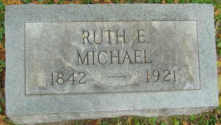 MICHAEL, RUTH E - Franklin County, Ohio   RUTH E MICHAEL - Ohio Gravestone Photos