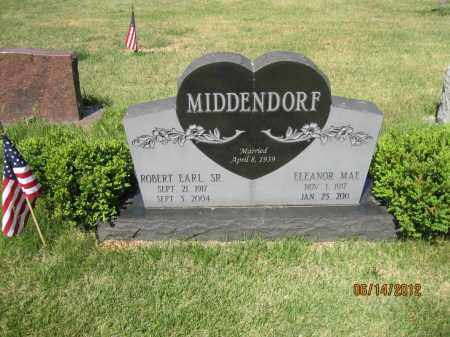 WELSH MIDDENDORF, ELEANOR MAE - Franklin County, Ohio | ELEANOR MAE WELSH MIDDENDORF - Ohio Gravestone Photos