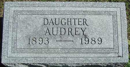 MILEY, AUDREY - Franklin County, Ohio | AUDREY MILEY - Ohio Gravestone Photos