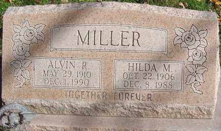 MILLER, ALVIN R - Franklin County, Ohio | ALVIN R MILLER - Ohio Gravestone Photos