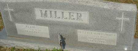 MILLER, BETTY J - Franklin County, Ohio | BETTY J MILLER - Ohio Gravestone Photos