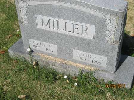MILLER, BOBBIE S - Franklin County, Ohio | BOBBIE S MILLER - Ohio Gravestone Photos