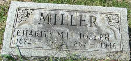MILLER, CHARITY M - Franklin County, Ohio | CHARITY M MILLER - Ohio Gravestone Photos