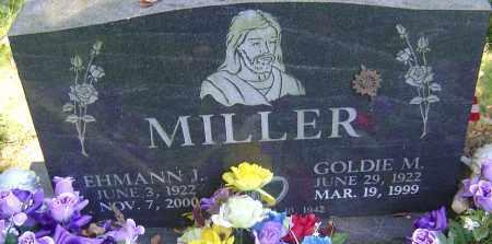MILLER, GOLDIE M - Franklin County, Ohio | GOLDIE M MILLER - Ohio Gravestone Photos