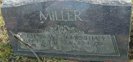 MILLER, CORNELIA Y - Franklin County, Ohio   CORNELIA Y MILLER - Ohio Gravestone Photos