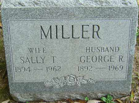 MILLER, GEORGE R - Franklin County, Ohio | GEORGE R MILLER - Ohio Gravestone Photos