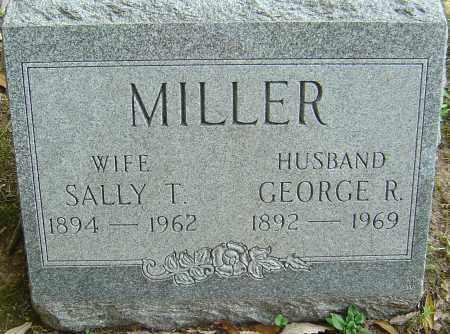 MILLER, GEORGE R - Franklin County, Ohio   GEORGE R MILLER - Ohio Gravestone Photos