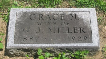 MILLER, GRACE M. - Franklin County, Ohio | GRACE M. MILLER - Ohio Gravestone Photos
