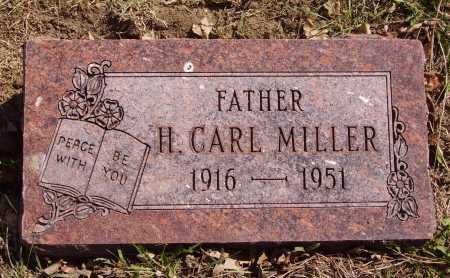 MILLER, H. CARL - Franklin County, Ohio   H. CARL MILLER - Ohio Gravestone Photos