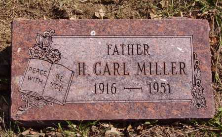 MILLER, H. CARL - Franklin County, Ohio | H. CARL MILLER - Ohio Gravestone Photos