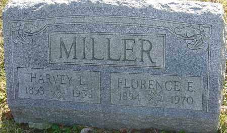 MILLER, FLORENCE - Franklin County, Ohio | FLORENCE MILLER - Ohio Gravestone Photos