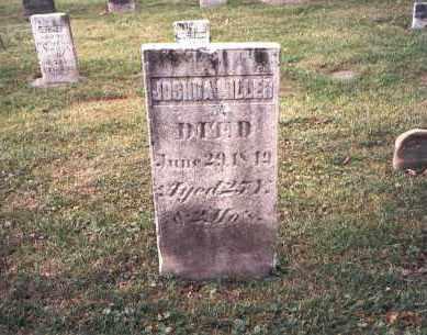 MILLER, JOSHUA - Franklin County, Ohio | JOSHUA MILLER - Ohio Gravestone Photos