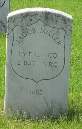 MILLER, JACOB - Franklin County, Ohio | JACOB MILLER - Ohio Gravestone Photos