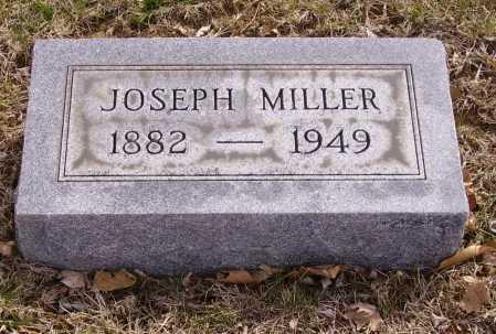 MILLER, JOSEPH - Franklin County, Ohio   JOSEPH MILLER - Ohio Gravestone Photos