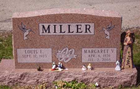 MILLER, MARGARET V. - Franklin County, Ohio | MARGARET V. MILLER - Ohio Gravestone Photos