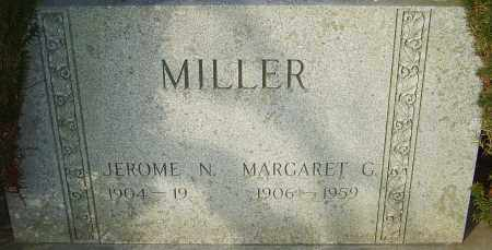 MILLER, MARGARET G - Franklin County, Ohio | MARGARET G MILLER - Ohio Gravestone Photos