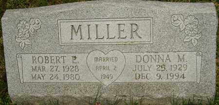 MILLER, ROBERT E - Franklin County, Ohio | ROBERT E MILLER - Ohio Gravestone Photos