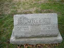 MILLER, SANFORD LEWIS - Franklin County, Ohio | SANFORD LEWIS MILLER - Ohio Gravestone Photos