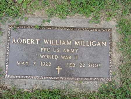 MILLIGAN, ROBERT WILLIAM - Franklin County, Ohio   ROBERT WILLIAM MILLIGAN - Ohio Gravestone Photos