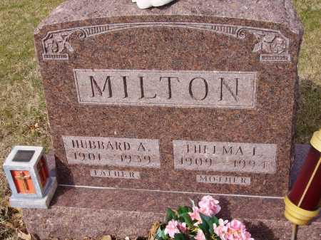 MILTON, THELMA L. - Franklin County, Ohio | THELMA L. MILTON - Ohio Gravestone Photos