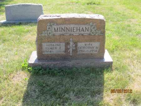 PENWELL MINNIEHAN, DOROTHY MAE - Franklin County, Ohio | DOROTHY MAE PENWELL MINNIEHAN - Ohio Gravestone Photos