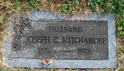 MITCHAMORE, JOSEPH C. - Franklin County, Ohio   JOSEPH C. MITCHAMORE - Ohio Gravestone Photos
