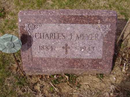 MEYER, CHARLES J. - Franklin County, Ohio   CHARLES J. MEYER - Ohio Gravestone Photos