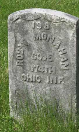 MONAHAN, ROBERT - Franklin County, Ohio | ROBERT MONAHAN - Ohio Gravestone Photos