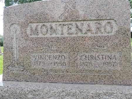 MONTENARO, CHRISTINA - Franklin County, Ohio | CHRISTINA MONTENARO - Ohio Gravestone Photos