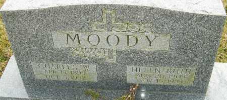 MOODY, HELEN RUTH - Franklin County, Ohio   HELEN RUTH MOODY - Ohio Gravestone Photos