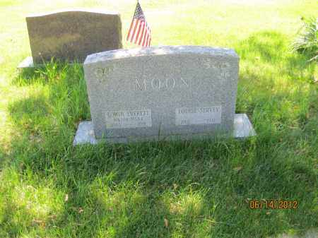 MOON, LOUISE - Franklin County, Ohio   LOUISE MOON - Ohio Gravestone Photos