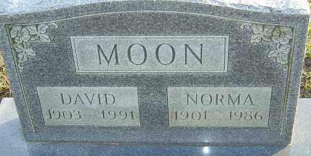 MOON, NORMA - Franklin County, Ohio | NORMA MOON - Ohio Gravestone Photos