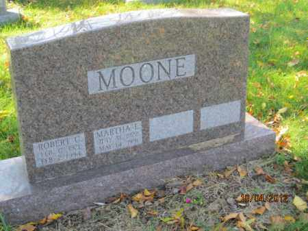 CASTROP MOONE, MARTHA L - Franklin County, Ohio | MARTHA L CASTROP MOONE - Ohio Gravestone Photos