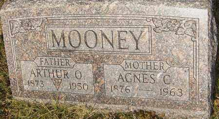 MOONEY, AGNES - Franklin County, Ohio | AGNES MOONEY - Ohio Gravestone Photos