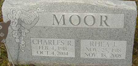 MOOR, RHEA J - Franklin County, Ohio | RHEA J MOOR - Ohio Gravestone Photos