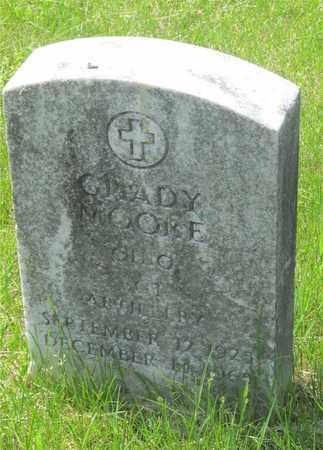 MOORE, GRADY - Franklin County, Ohio   GRADY MOORE - Ohio Gravestone Photos