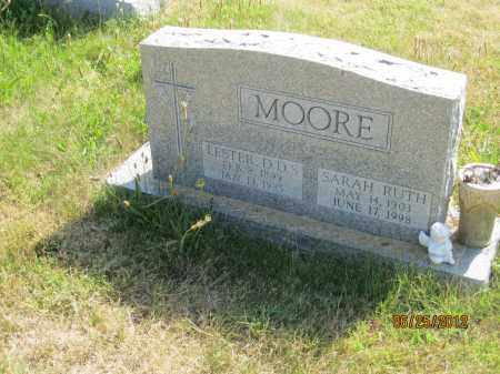 MOORE, LESTER - Franklin County, Ohio | LESTER MOORE - Ohio Gravestone Photos