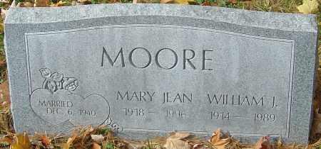 MOORE, MARY JEAN - Franklin County, Ohio | MARY JEAN MOORE - Ohio Gravestone Photos