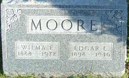 MOORE, WILMA E - Franklin County, Ohio | WILMA E MOORE - Ohio Gravestone Photos